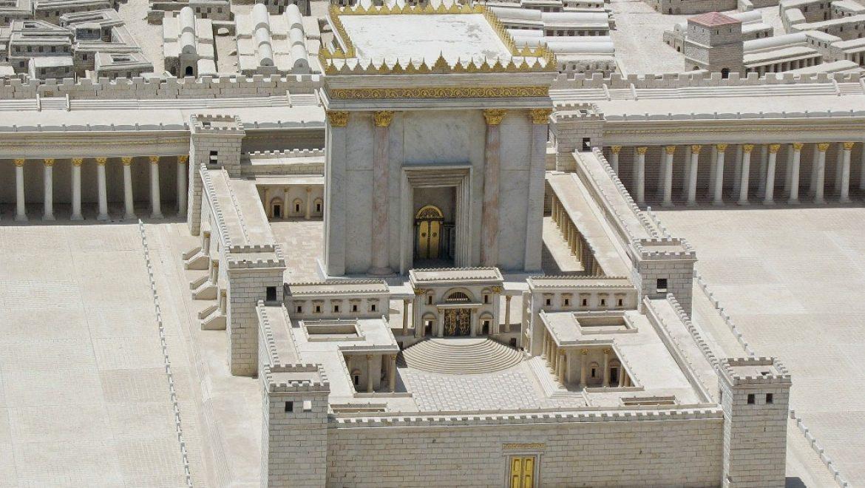 תרומה | מי שלא עולה לארץ ישראל – מפריע לבניין בית המקדש!