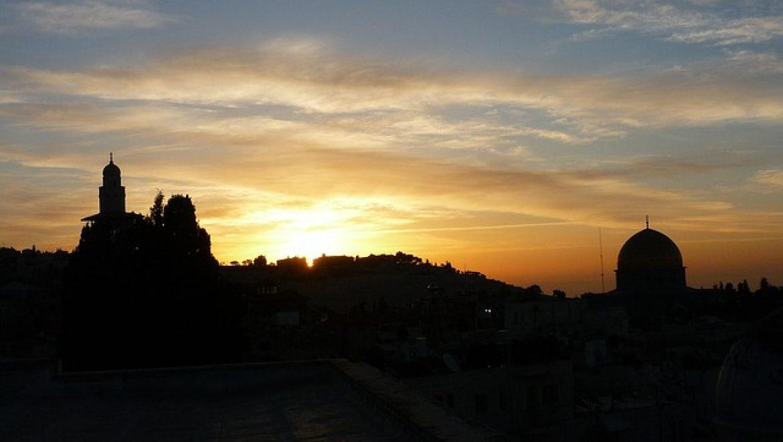 """מזמור קכ""""ב: ירושלים של מעלה וירושלים של מטה (ליום ירושלים)"""