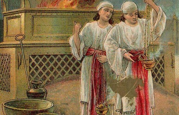 שמיני | נדב ואביהוא – סוד האכילה וסוד הנישואין